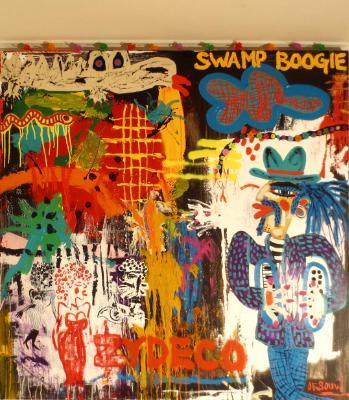 SWAMP BOOGIE, 2017.