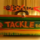 TACKLE BOX.