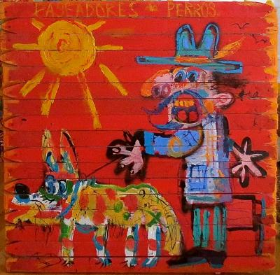 DOG WALKERS, 1998.