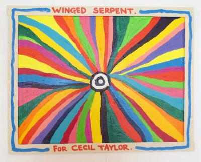 FOR CECIL TAYLOR.